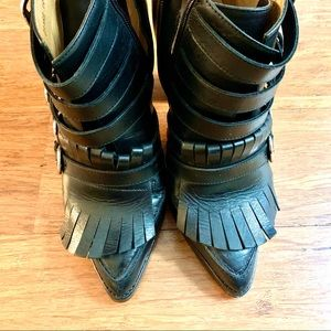 TOGA Pulla Shoes - Authentic Toga Pulla western booties